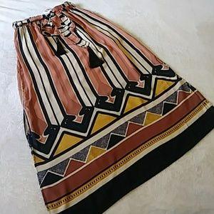 🆕Listing! NWT H & M Ankle Length Skirt